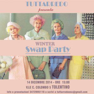 A Tolentino, nello showroom di mobili e complementi d'arredo 'Tuttarredo' in v.le Cristoforo colombo, arriva lo 'Swap party'.