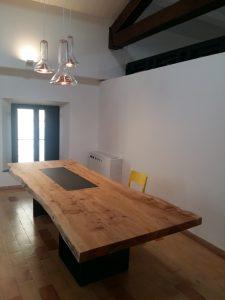 Tavolo in legno di Cedro del Libano - Tuttarredo snc